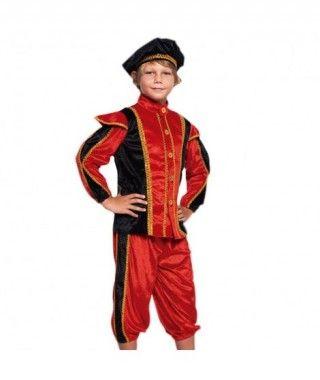 Disfraz Trovador Medieval Niño
