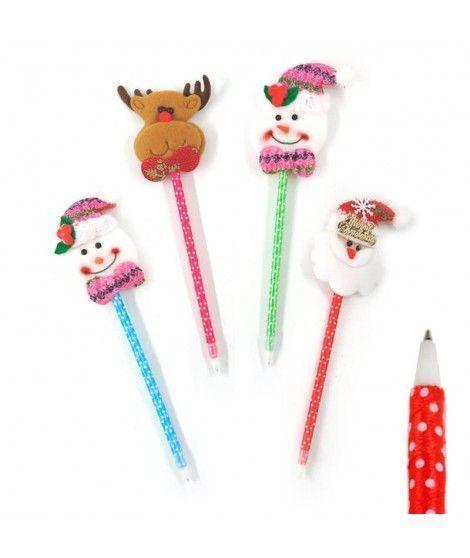 Bolígrafo Muñecos Navidad