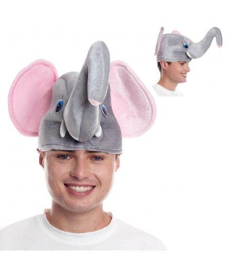 Gorro Animal Elefante