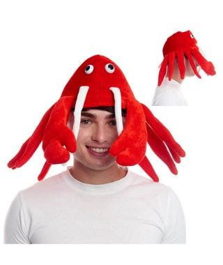 Gorro Animal Langosta Foam
