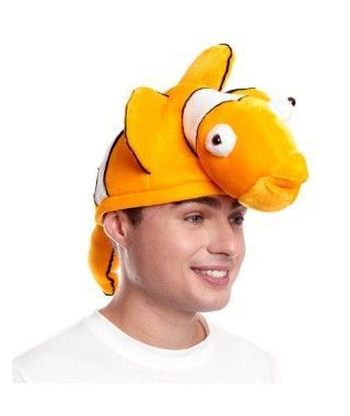 Gorro Animal Pez Payaso Foam