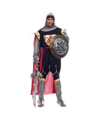 Disfraz Caballero León hombre adulto para Carnaval