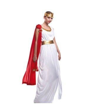 Disfraz Romana mujer adulto para Carnaval