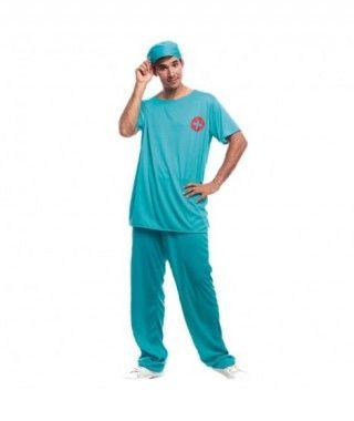 Disfraz Médico Cirujano Hombre