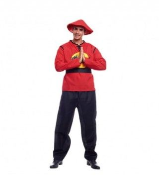 Disfraz Chino Hombre