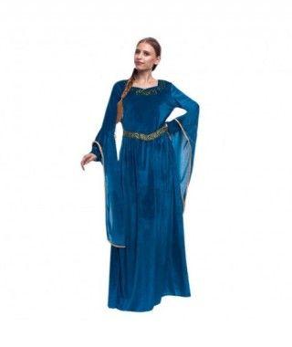 Disfraz Princesa Vikinga Mujer