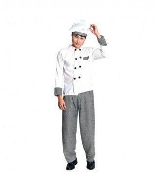 Disfraz Cocinero Chef Hombre