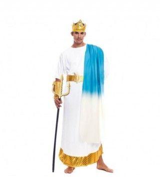 Disfraz Griego Neptuno Hombre