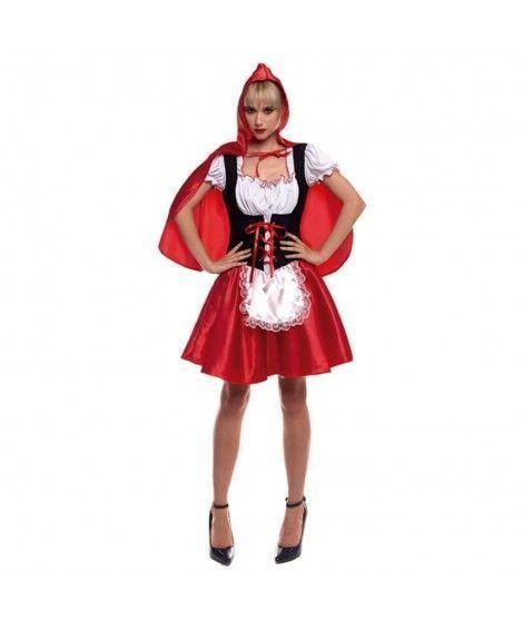 Caperucita Roja Halloween.Disfraz Caperucita Roja Mujer Precio Economico Envio 24 48h