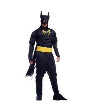 Disfraz Superhéroe Black Bat