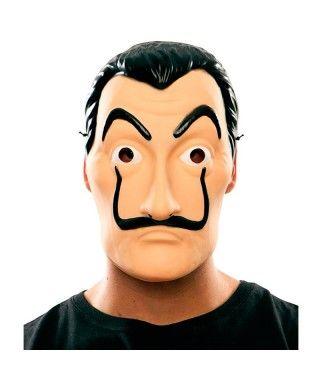 Máscara Dalí Plástico