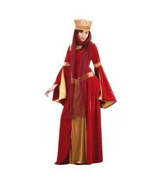 Disfraz Lady Ginebra