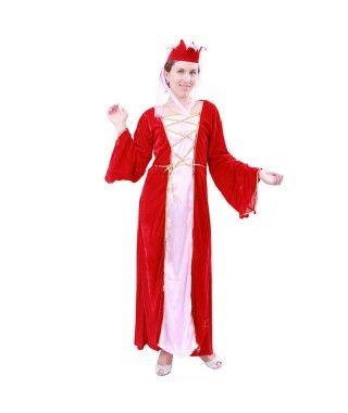 Disfraz Reina Gotica Mujer