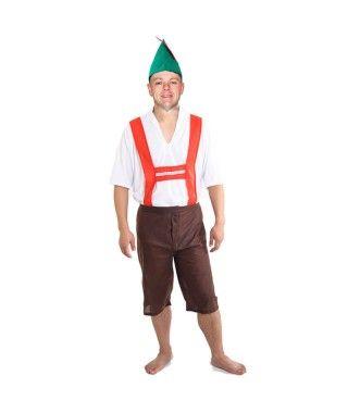 Disfraz Hombre Tiroles