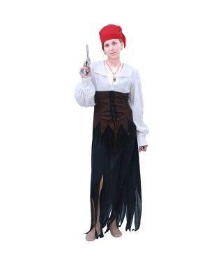 Disfraz Mujer Bucanera