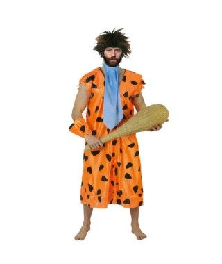 Disfraz Hombre Cavernicola Picapiedra