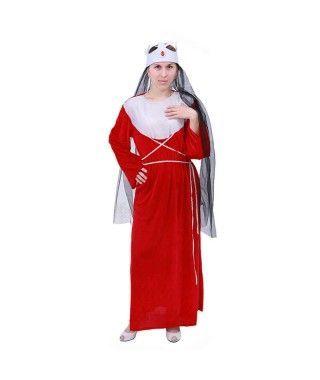 Disfraz Mujer Reina Mediaval