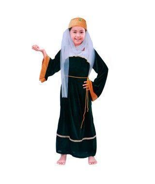 Disfraz Niña Dama Mediaval