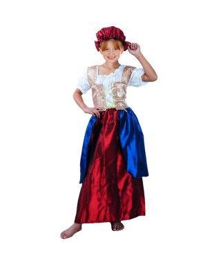 Disfraz Niña Mesonera