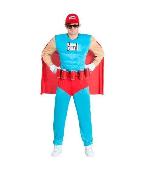 Disfraz Beer Superhero