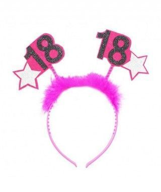 Diadema 18 Cumpleaños Dieciochoañera