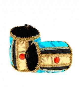 Brazaletes Egipcios de Disfraz