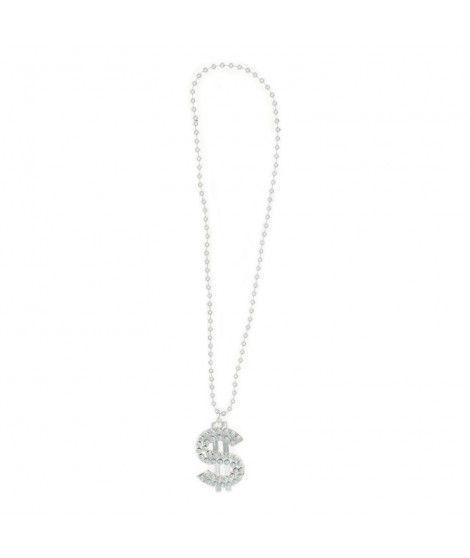 Collar Dólar Metalizado