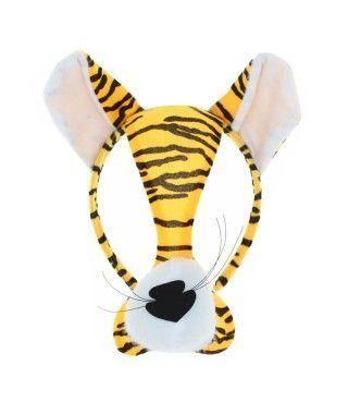 Diadema Tigre con Nariz