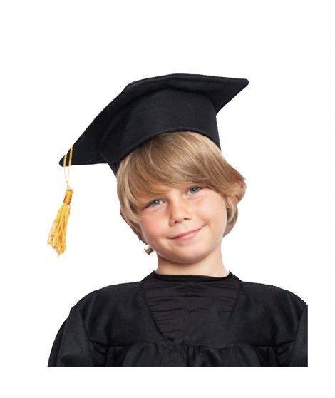Gorro Graduado  Birrete Infantil