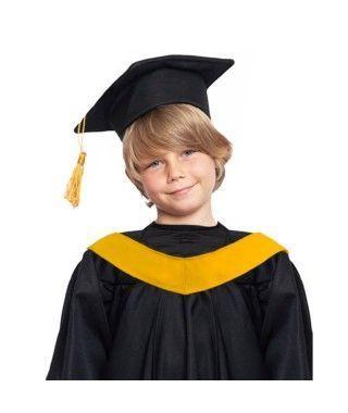 Banda Graduado Amarillo Infantil