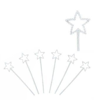 Pack Varitas Estrella (6 Uds)