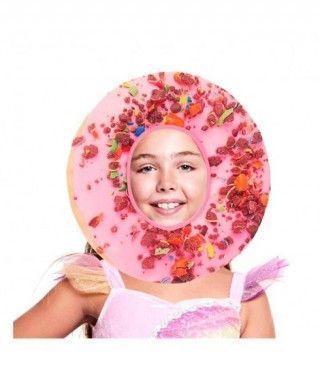 Máscara Gorro Donut Tela