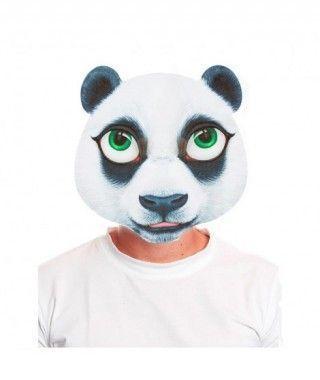 Máscara Oso Panda 2D
