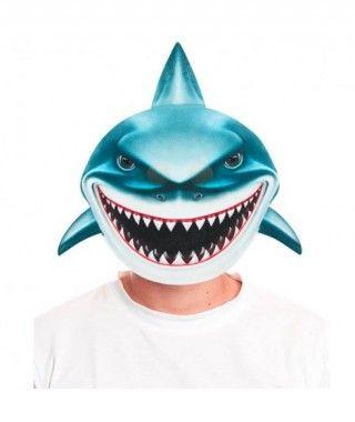 Máscara Tiburón 2D