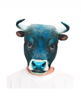 Máscara Toro 2D