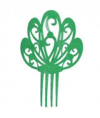 Peineta Flamenca Verde Moderna