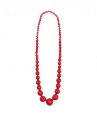 Collar Flamenca Rojo