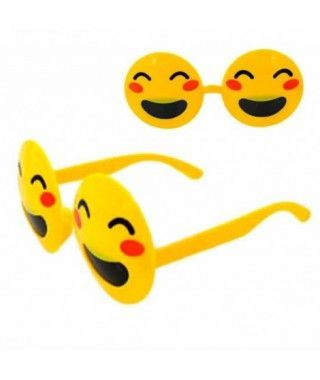 Gafas Emoticono Mofletes Doble