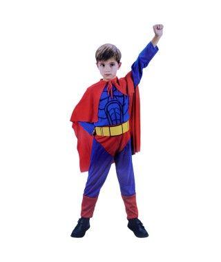 Disfraz Súper Héroe Niño Oferta