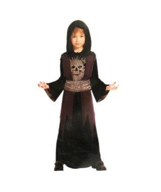 Disfraz Zombie Hechicero Brujo Niño