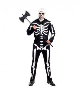 Disfraz Soldado Skull Hombre