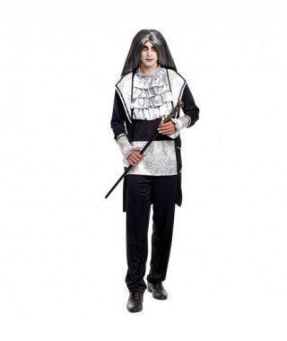 Disfraz Vampiro Elegante Gótico Hombre