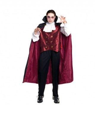 Disfraz Vampiro Clásico Hombre