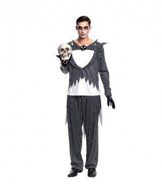Disfraz Skellenton Esqueleto Hombre