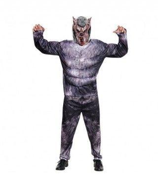Disfraz Hombre Lobo Print para adulto