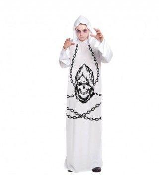 Disfraz Espíritu Blanco Hombre