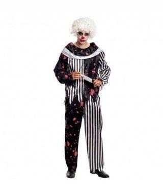 Disfraz Payaso Bloody Clown Hombre