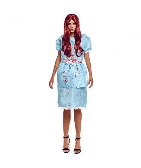 Disfraz Gemela Ghost Twins Mujer
