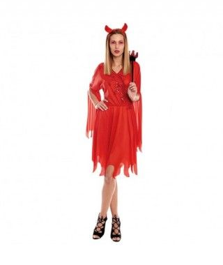 Disfraz Diablesa Chic Mujer