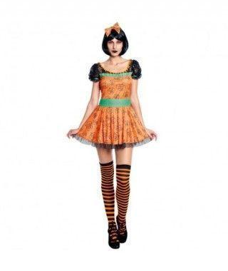 Disfraz Calabaza Mujer